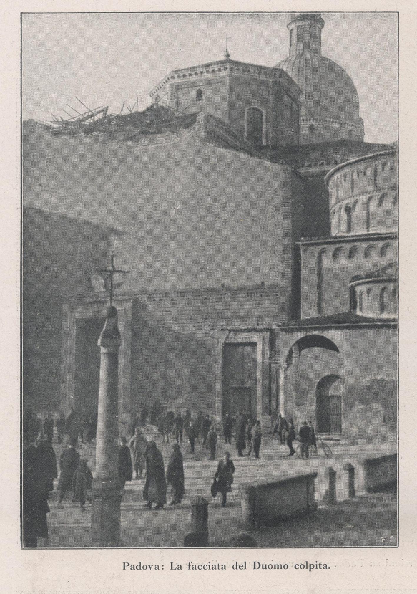 138 sett 1918 Padova bomb 001tagliata
