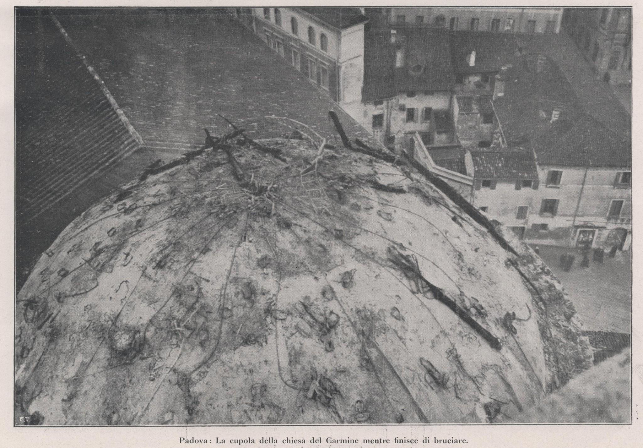 138 sett 1918 Padova bomb tagl