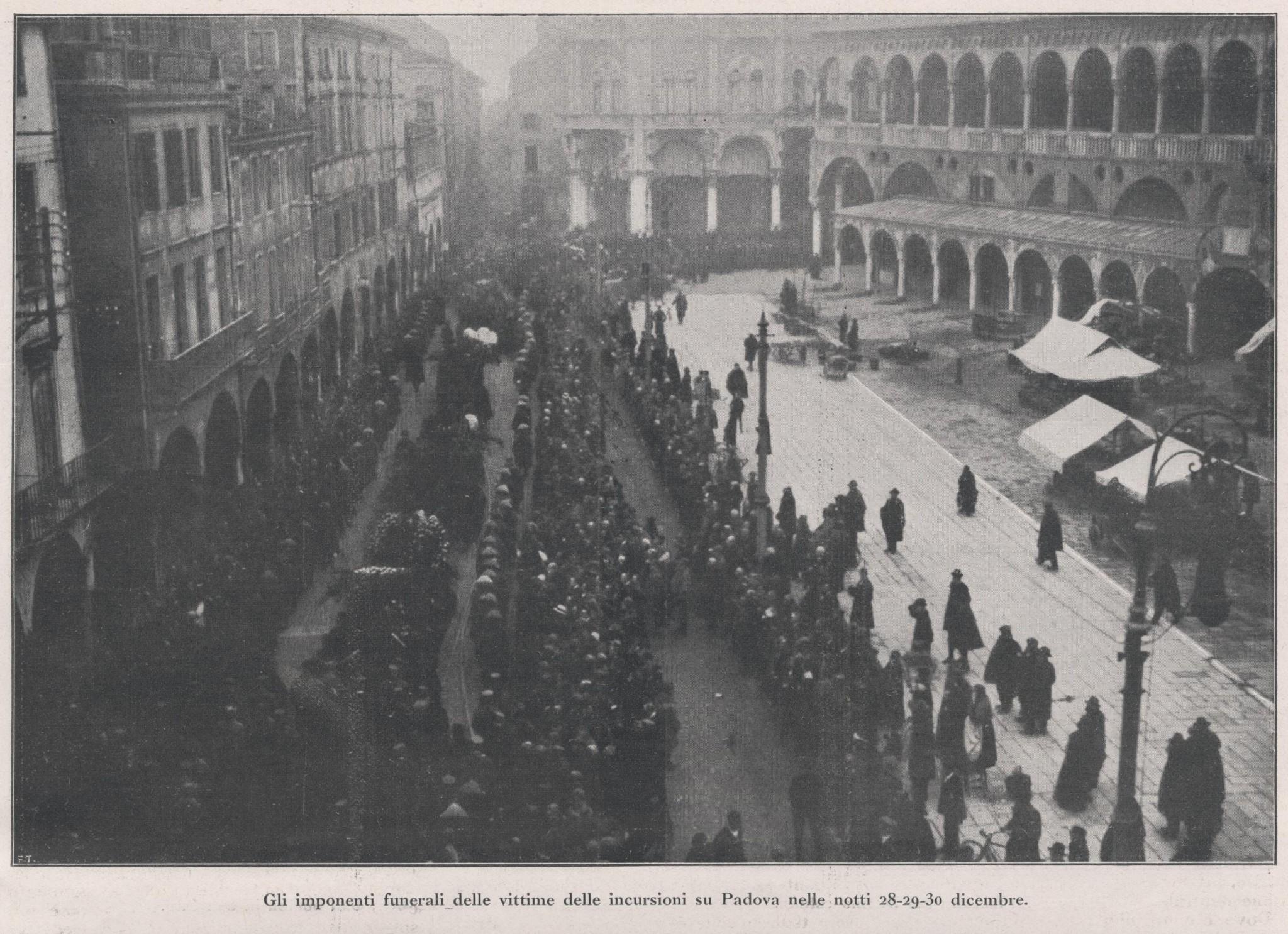 138 sett 1918 Padova bomb tagliata