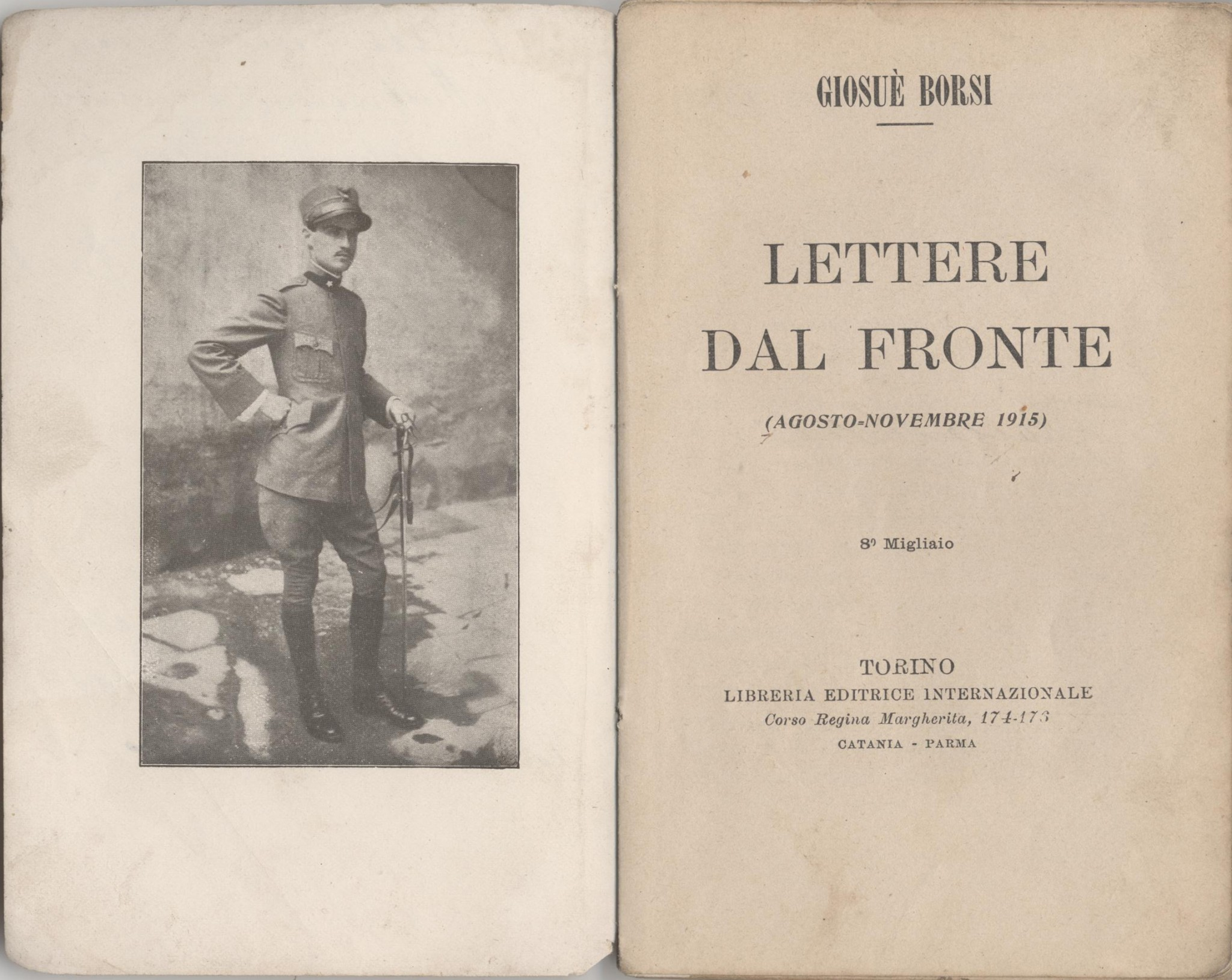 Lettere dal fronte interno