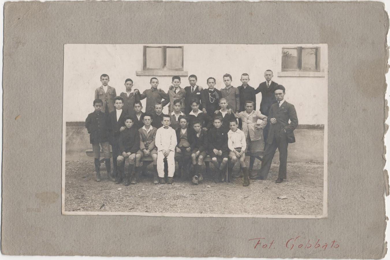 Scuola Cesarotti 1917-18