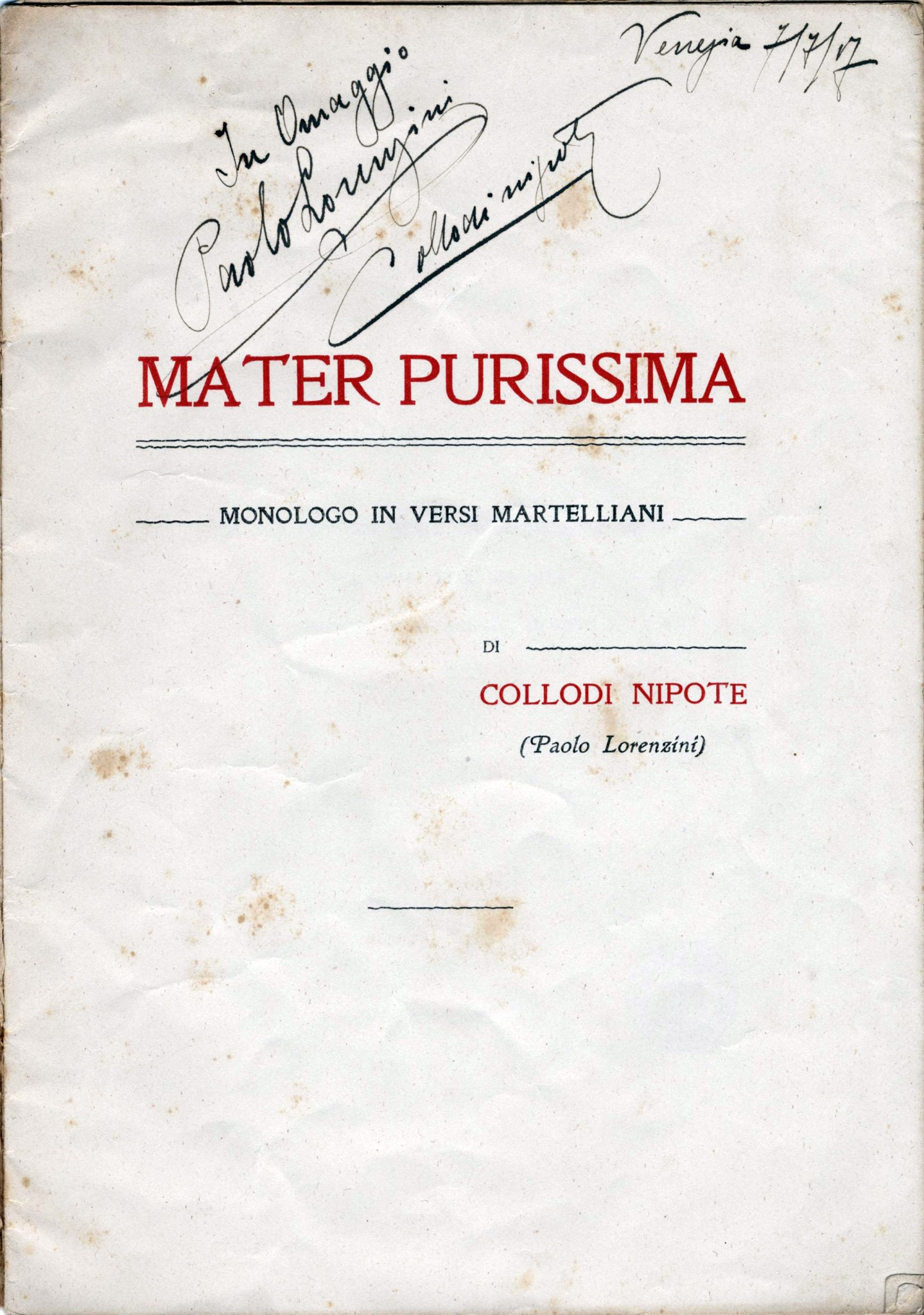 Mater Purissima 01