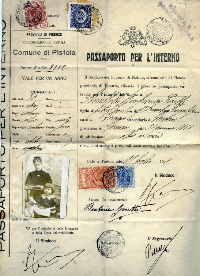 Passaporto Grande Guerra modif