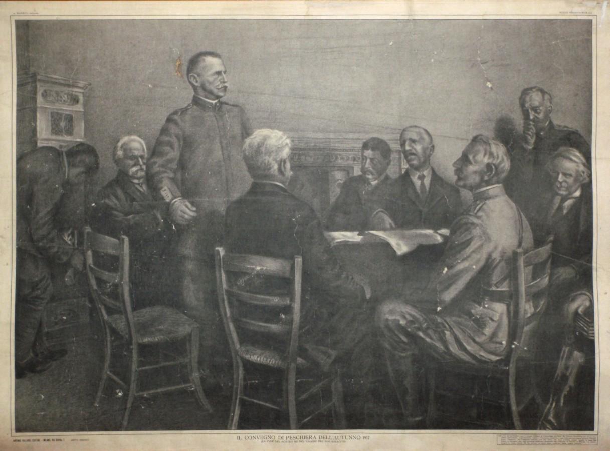 Convegno di Peschiera del 1917