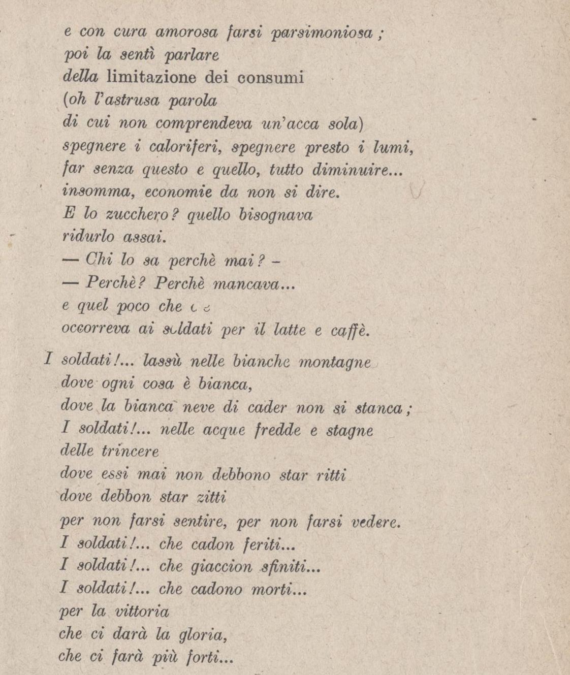 Novellino 1917 golosetta secondo