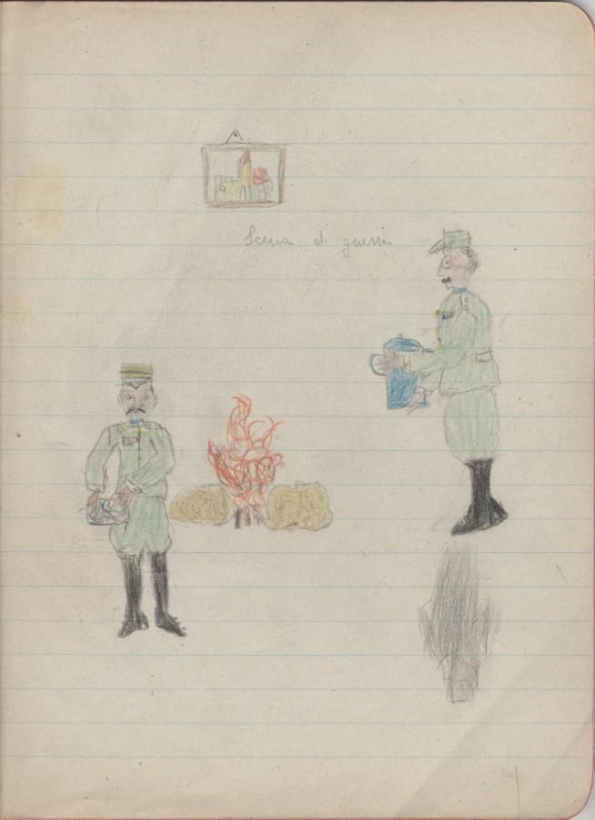 quaderno figlie omodeo