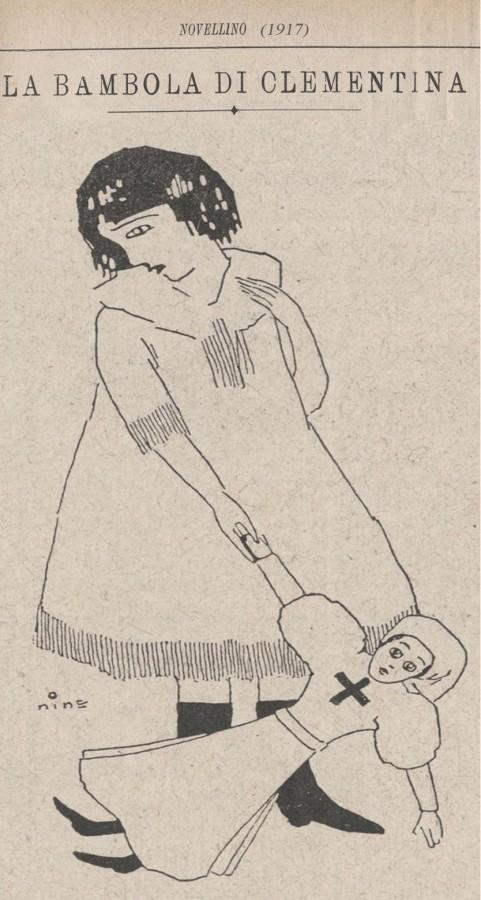 la Bambola di Clementina MODIFicato
